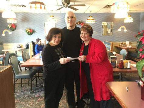 Louie's Cafe gives back to the Special Education Co-op
