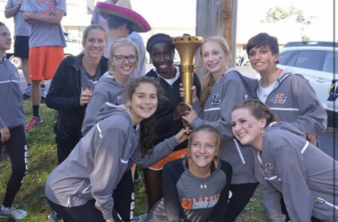 Girls track starts the season off strong
