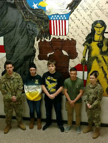 Enlisted Students