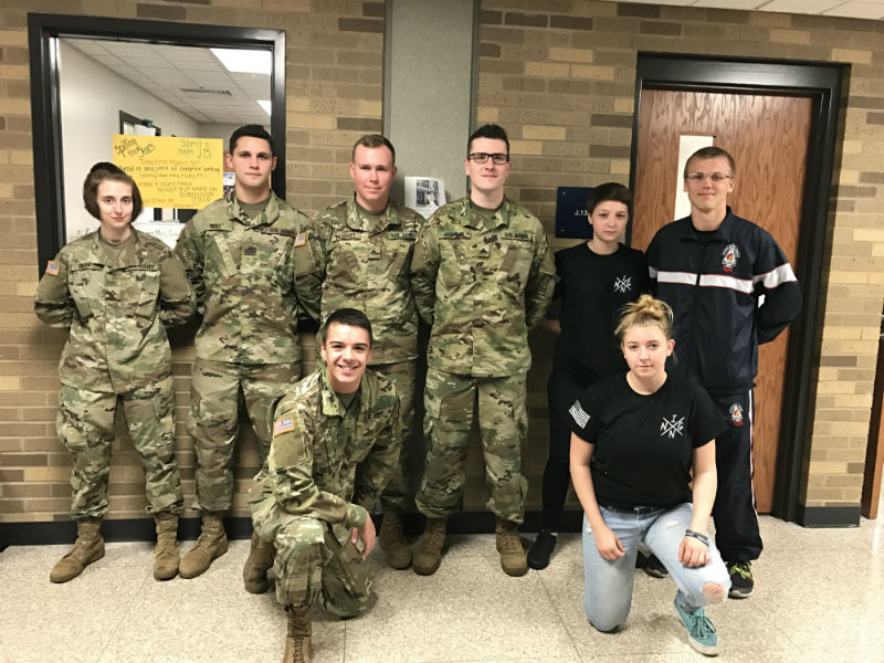 Slicers joining the National Guard