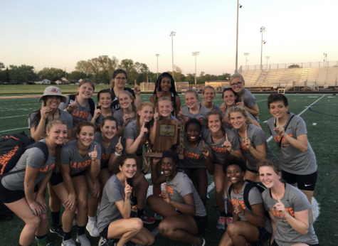 LPGT&F dominates in Sectional meet