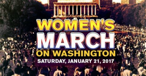 Marching for a cause