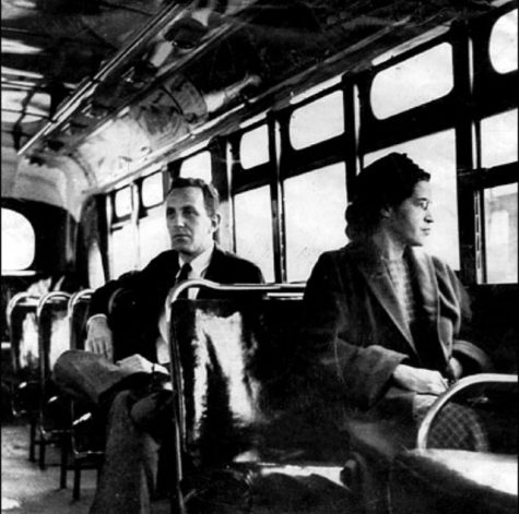 Rosa Parks: Sitting down to take a stand