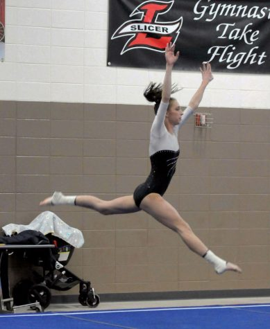 Tumbling towards Regionals