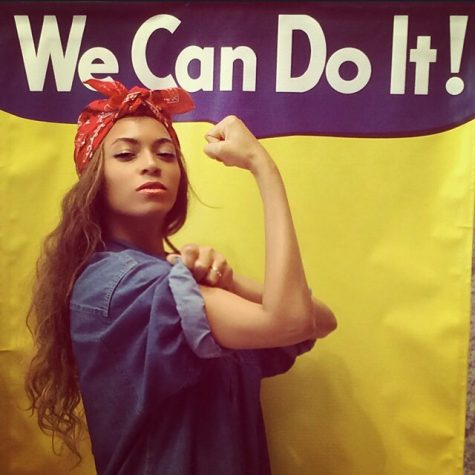 Women's History Month: Beyonce