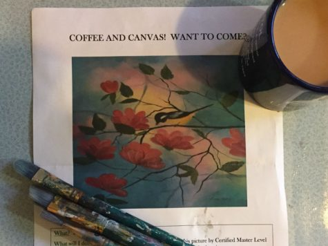 Coffee and Canvas event comes soon to LPHS