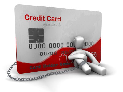 Dangers of credit card debt