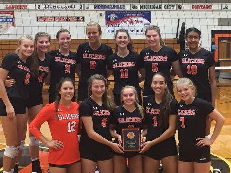 Girls volleyball takes invitational title