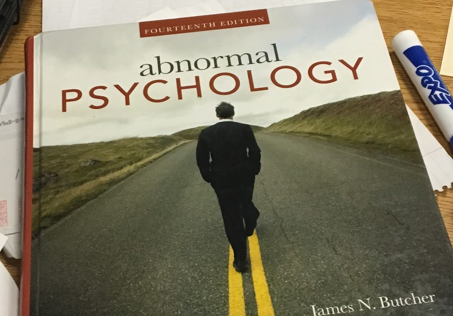 Abnormal Psychology; new topics class at LPHS