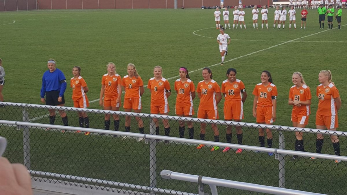 LaPorte girl's soccer prepares for Sectionals