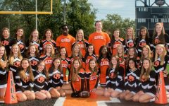 Competitive cheer starting up at LPHS