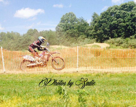 Racing to the holeshot for a new beginning