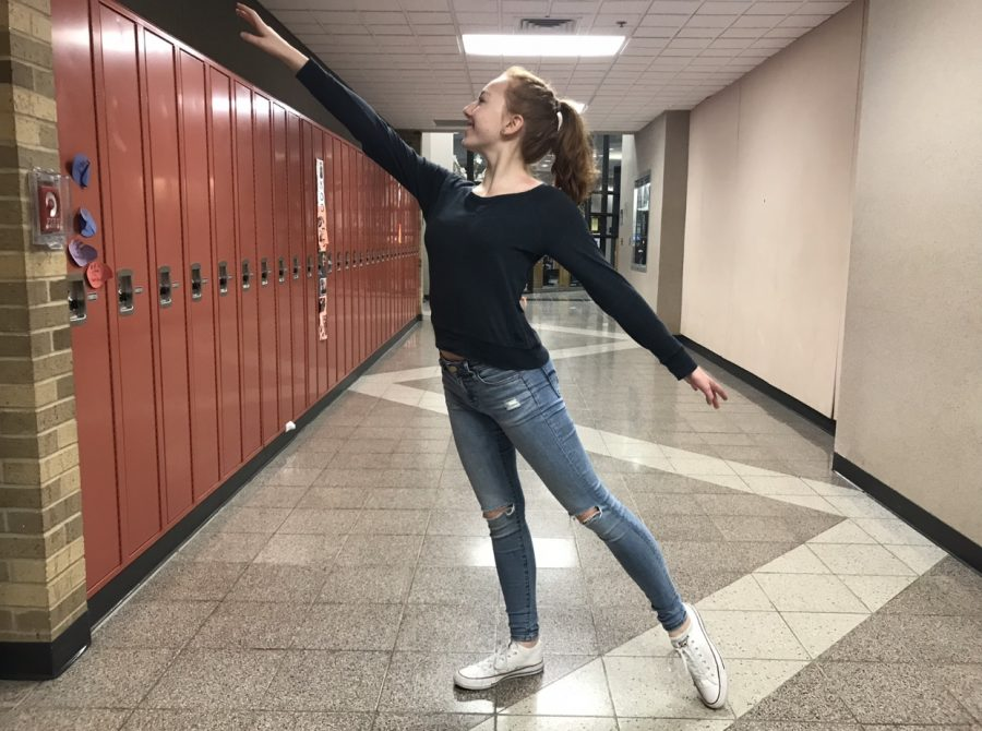 Humans of LP: Shelby Alexander