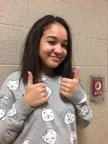 Humans Of LPHS: Teja Simmons