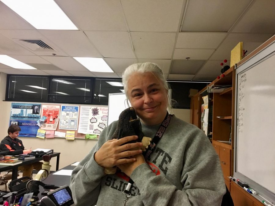 Humans of LPHS: Mrs. Rice
