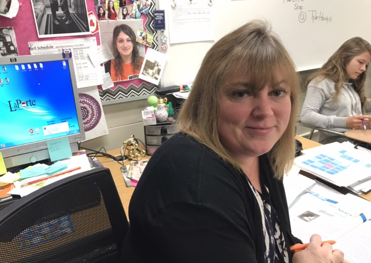 Humans of LP: Ms. Scanlin