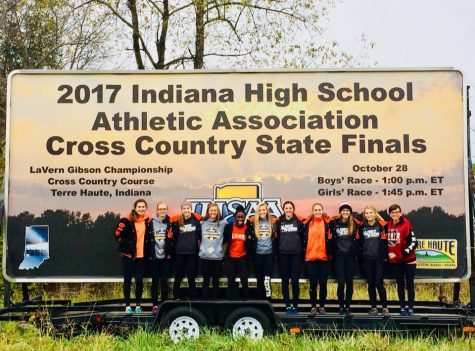 Girls cross country finishes 19th at State