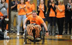An unforgettable pep rally