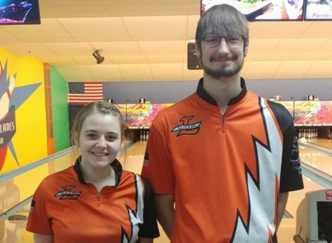 Alyssa Foster: Sectional and Regional bowling champion
