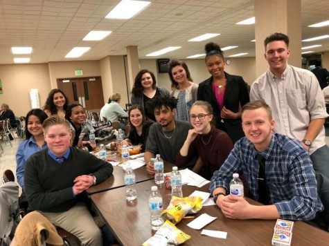 LPHS DECA team performs well at competition