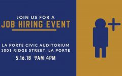 Greater LaPorte Chamber of Commerce Hiring Event