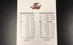 LPHS moves to new schedule