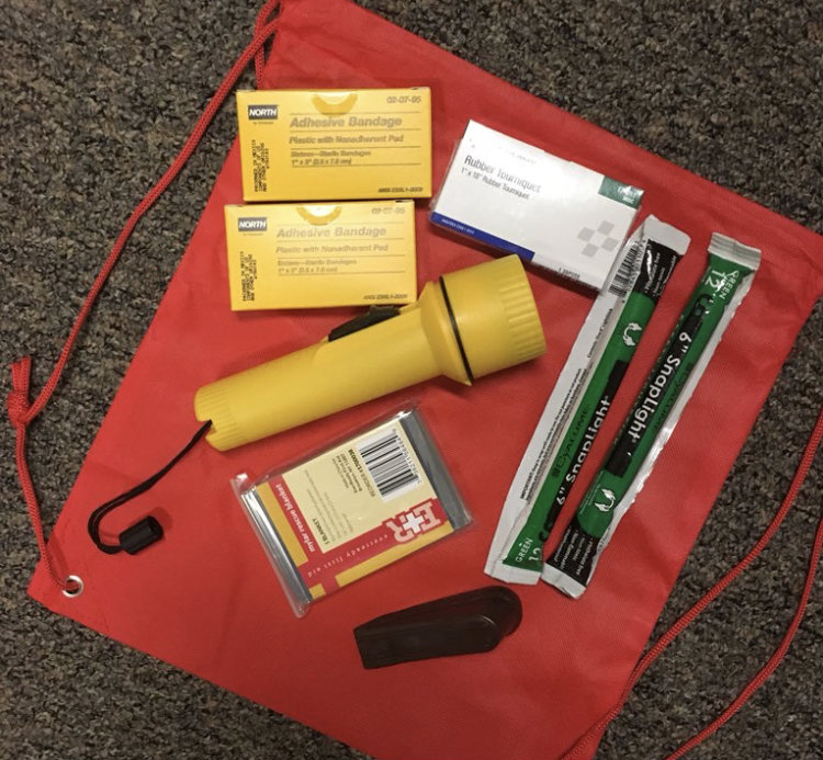 Safety kits to be added to LPCSC classrooms
