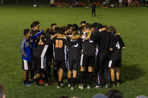 Boys soccer season ends