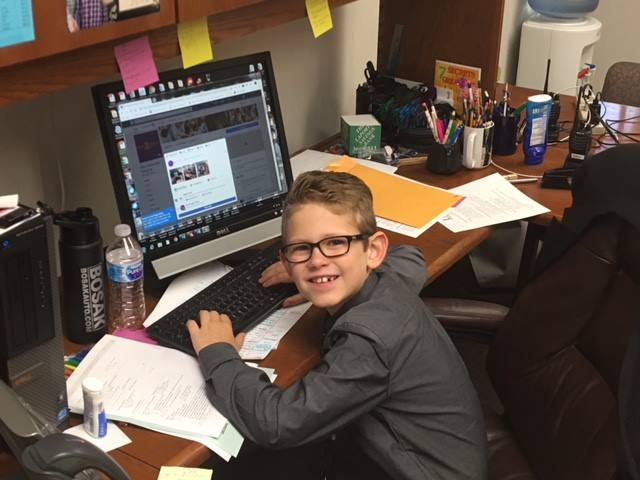 Principal for a day