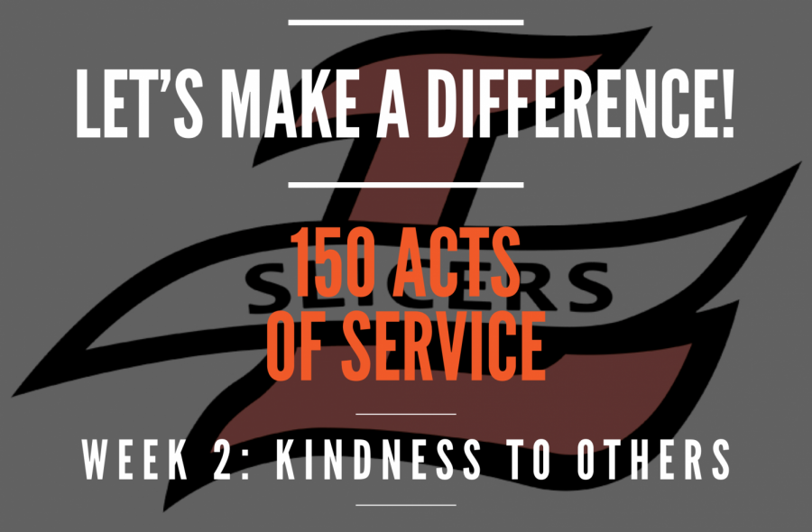 150 years: 150 acts of service