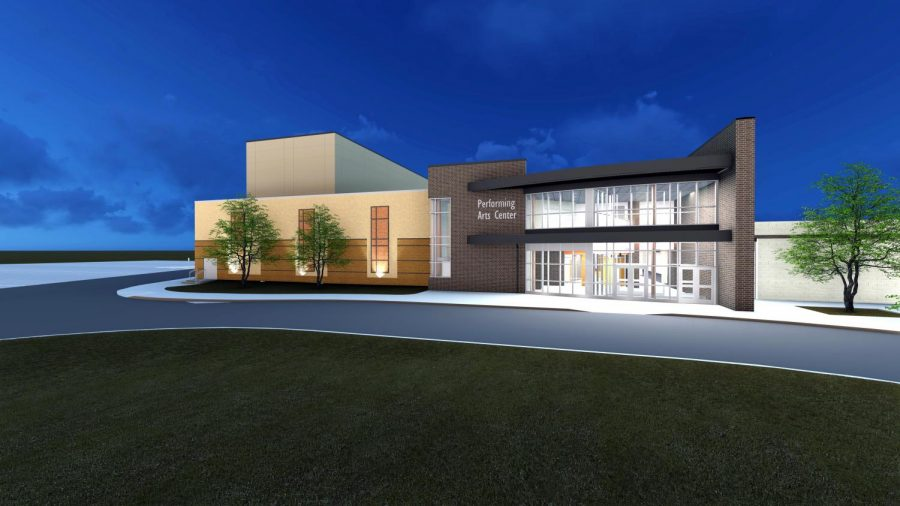 La Porte Community School Corporation to Celebrate Completion of Performing Arts Center with Ribbon Cutting Event on Oct. 16