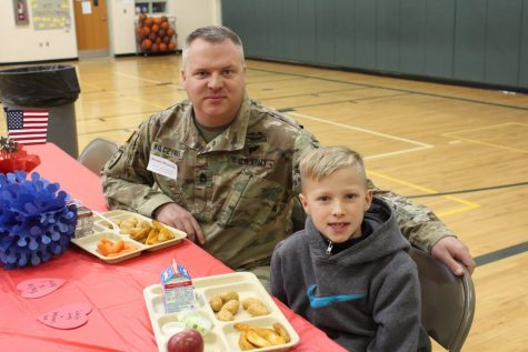 Crichfield hosts Lunch with a Vet
