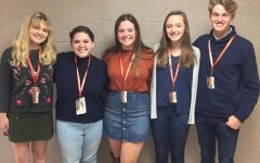 Five Slicers up for Lilly Scholarship