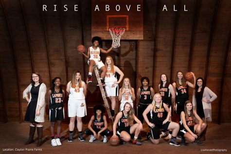 Girl's Basketball starts off 2018-2019 season