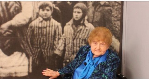 Holocaust survivor visits Valpo University