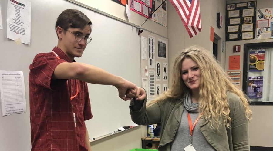 2018 AP Government mock elections