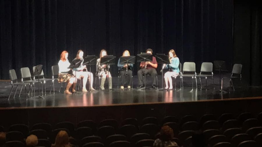 LPHS holds Recital Night
