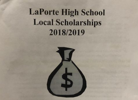 Scholarship opportunities for LPHS seniors