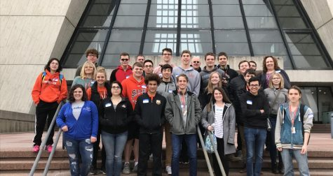 AP Physics takes trip to Fermilab