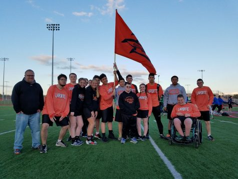 2019 Unified Track begins
