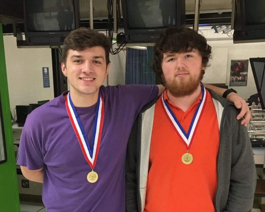 Moss and Novak proceed to State
