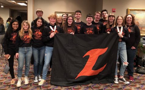 Science Olympiad makes impressive run at State