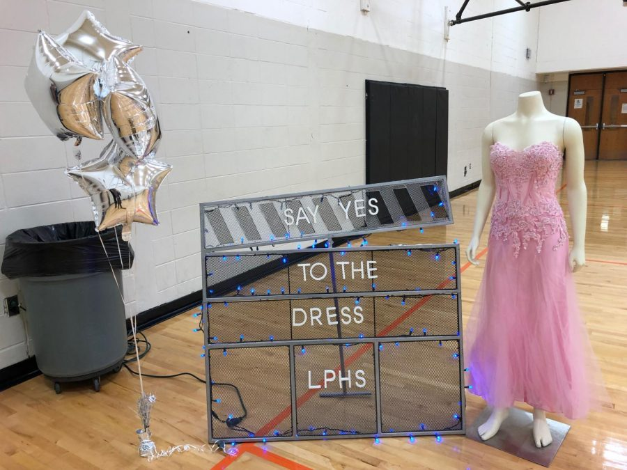 LPHS says 'Yes to the Dress'