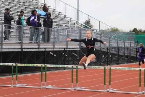 Tuerff dominates in high school track career