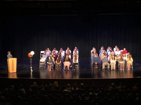 LPHS hosts Local Scholarship Award night