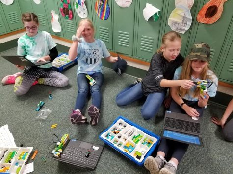 Crichfield becomes STEM Certified