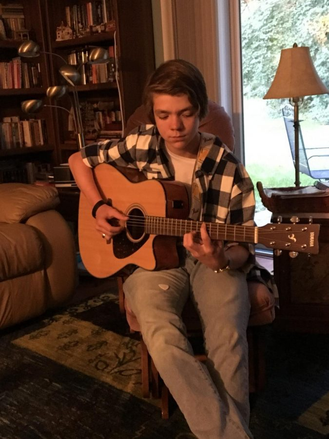 Kroening takes on the music world