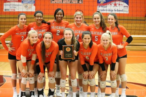 LaPorte volleyball continues dominant play