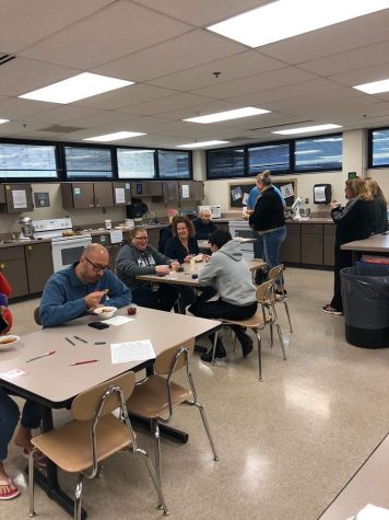 LPHS' second Chili Cook-Off