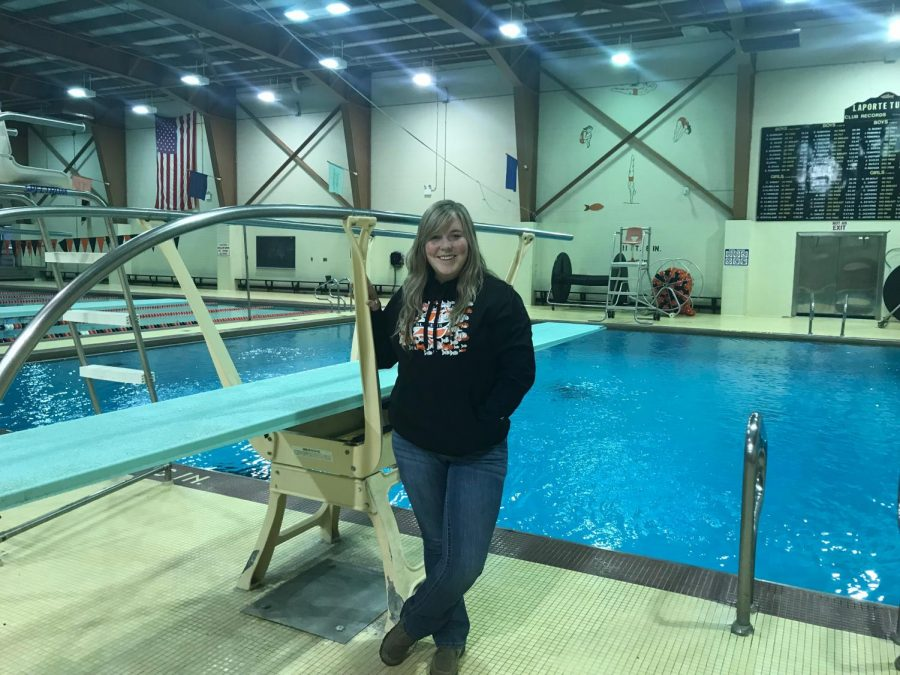 Furness makes immediate impact at LPHS